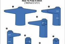 Clothes folde