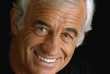 CELEBS✿Jean Paul Belmondo / Jean-Paul Belmondo (born April 9, 1933) is a French actor. He has was also a film producer and theater director.
