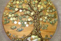 денежные картины
