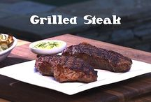 What's cooking on the grill? / Since I love to grill outside, I thought it would be nice to share grilling tips here for a variety of meats. I will be posting tips here for all the grillers out there.
