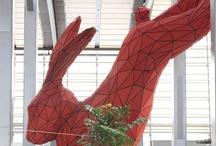 Rabbits / Run bunny wabbits / by Sacha Olivier