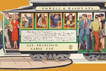 Postcards of San Francisco