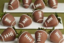 Super Bowl party stuff / by Jeffrey Brownlie