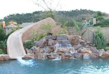 Symphony Pools-Optional items to add to your project / So many features and options that can be added to your project to satisfy your personal taste!