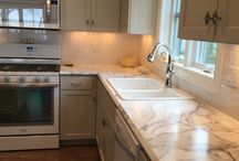 Marble Kitchens: Inspiration