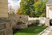 paving and walls / by Steve Doe