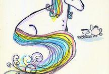 Unicorni e cose magiche