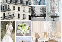 Paris Inspiration Boards / by Kim Petyt | parisian events