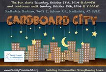 Cardboard City 2014 / Help Raise Funds & Awareness for our city's homeless!