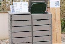 Mülltonenbox