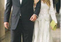 famous brides <3