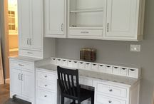 White/Fairfield/Inset / Kitchens are considered the heart of the home and when you have one as beautiful as this you cannot go wrong.    Fairfield Doors,  White Finished Cabinets, Zinc Island, Inset Overlay...  This kitchen was created by Meredith Weiss of Merri Interiors.   Visit their site at www.MerriInteriors.com