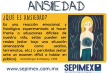 ANSIEDAD / Información acerca de la ansiedad y consejos para afrontarla - S.H.A.