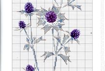Cross stitch - other flowers