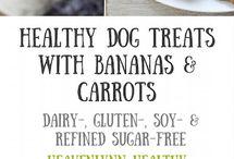 Dog treats/food