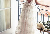 Wedding dresses & shoes