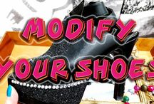 How to beautify your shoes