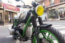 Paris Classic Motos