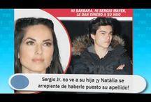 Sergio Jr. no ve a su hija ¡y Natália se arrepiente de haberle puesto su apellido!