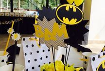 Fiesta Batman Decoracion