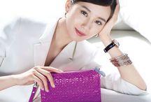 New Brand Ambassador in China - 2014 / Folli Follie proudly announces a new brand ambassador in China. / by Folli Follie