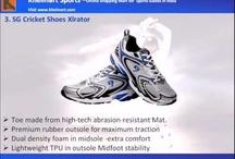 SG Cricket Shoes