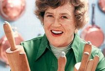 Bon Appetit!  :) / These are the famous words of my cooking Heroine -  Julia Child. / by Sydney Younger