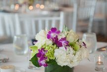 The Assembly Rooms, November / inspiration for table centres