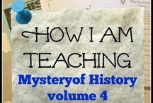 2014-2015 Mystery of History / by Jennifer VanBreemen