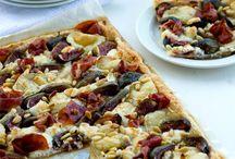 Lasañas, Pizzas.....