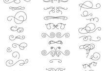sketchnoteing, doodling, fliping