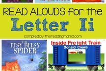 """letter """"Ii"""" activities"""