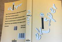 Eksper anı kitabı sektör hizmetine sunuldu, http://www.sedev.org.tr 'den temin edilebilir.