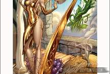 J. Scott Campbell art