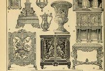 Ornementations Louis XIV
