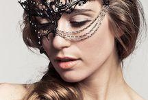 Masks / by Lori Tabbal