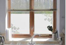 Fenster-Sichtschutz