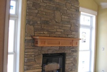 Fireplaces / by Amy Flitton