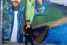 Urban Art, Food & Libations Tour / Midtown Sacramento's Food & Art Scene one step at a time.  Taking participants thru farm to fork food venues to urban art street murals and boutiques.  Fun for the entire family! / by Local Roots Food & Farm Tours