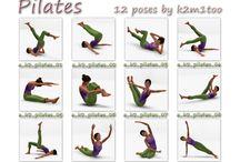 pilates & misc / wyginam śmiało ciało
