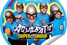 Aquabats / by Steffie Doll