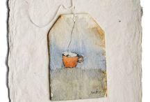 ''Myszki '' z herbaty