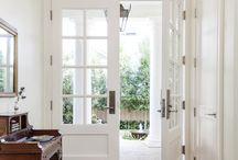 French doors & windows