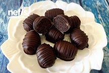 Çikolatalı tatlar