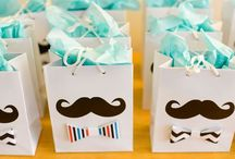 Little Man theme party / Themed Party: Little man / Mustache Party