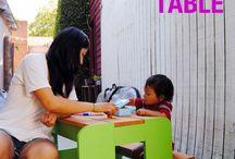 DIY kids furnature