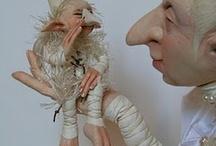 Art Dolls / by Lorie K