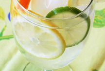 Drinks & Water Recipes / by Cindy Spielman Campbell