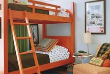 kids rooms  / by Laura Phillips