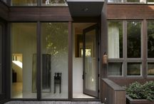 Architectural Admirations / facade, structure, landscape, pediment, iconic, columns